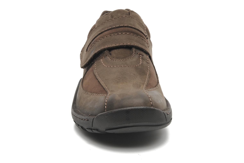 Chaussures à lacets Josef Seibel Arthur Marron vue portées chaussures