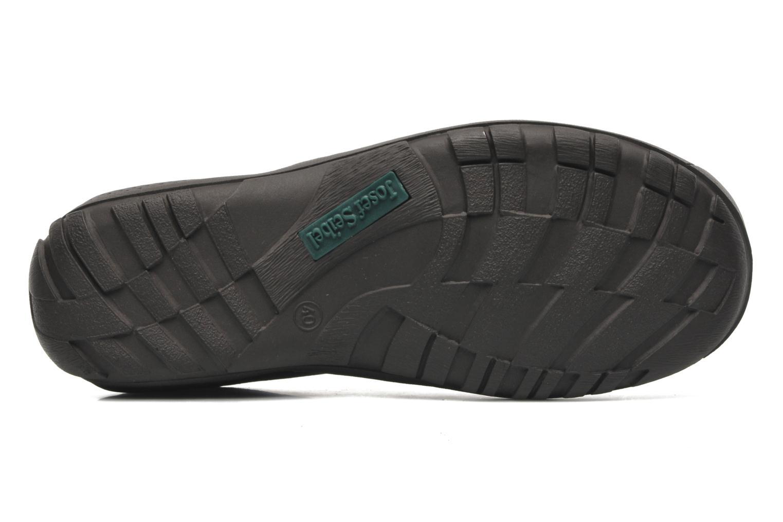 Chaussures à lacets Josef Seibel Arthur Marron vue haut