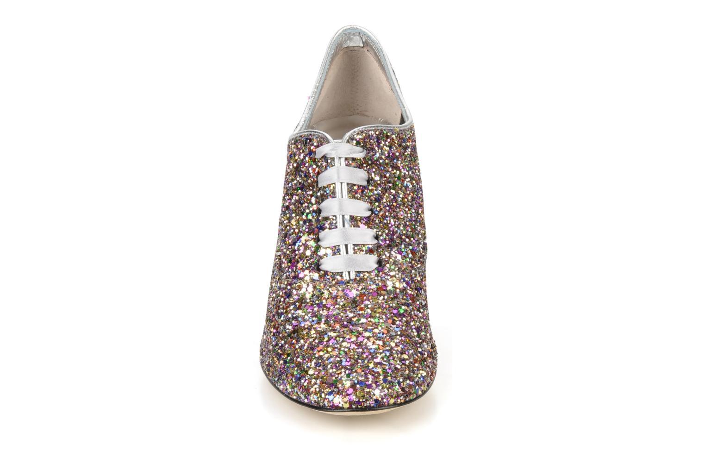 Scarpe con lacci Patricia Blanchet Lb Multicolore modello indossato