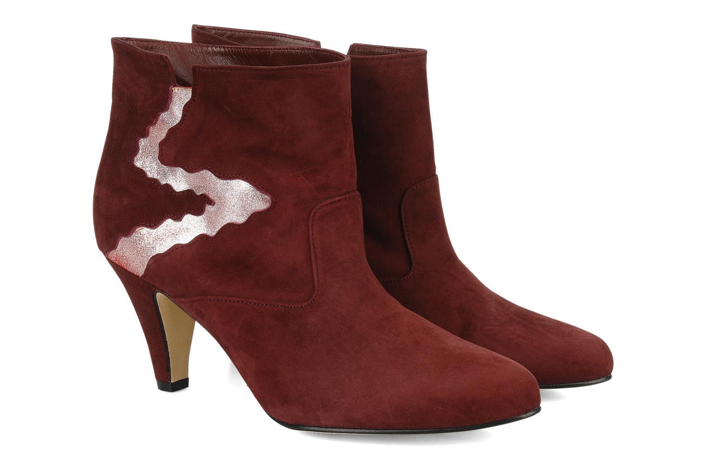 Bottines et boots Patricia Blanchet Jessica Bordeaux vue 3/4
