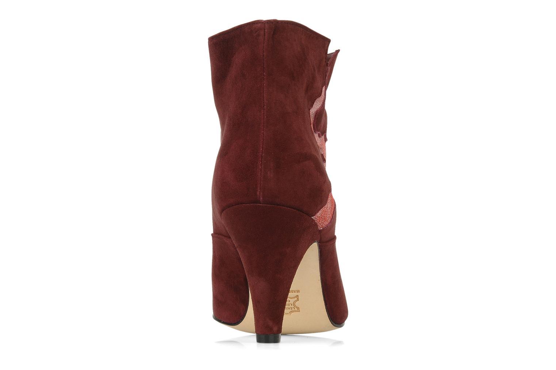 Bottines et boots Patricia Blanchet Jessica Bordeaux vue droite