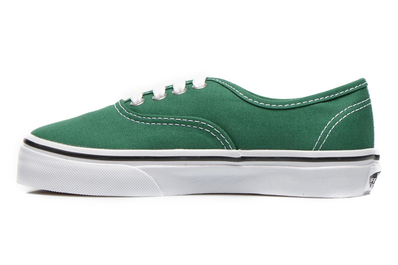 Sneaker Vans Authentic E grün ansicht von vorne