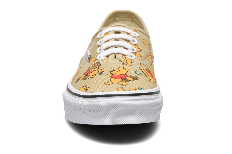 Sneaker Vans Authentic E mehrfarbig schuhe getragen