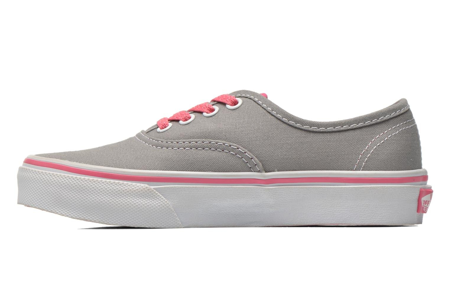 (C&D) High-Rise/Pewter Vans Authentic E (Gris)