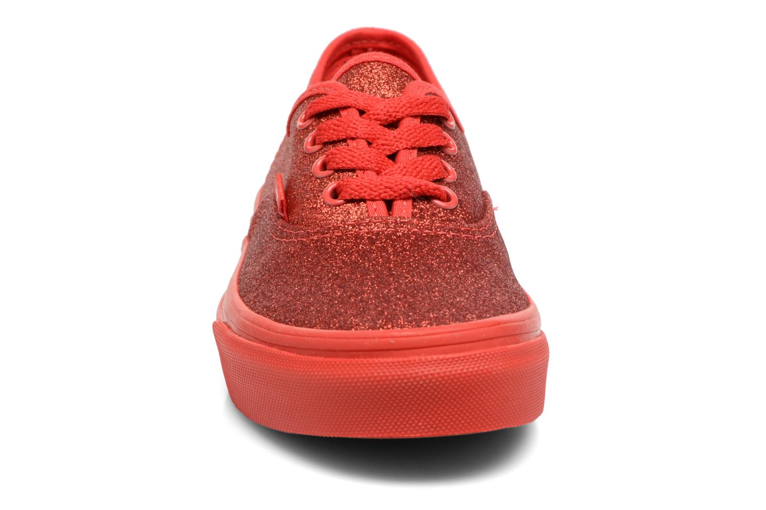 Authentic E (Shimmer) Red