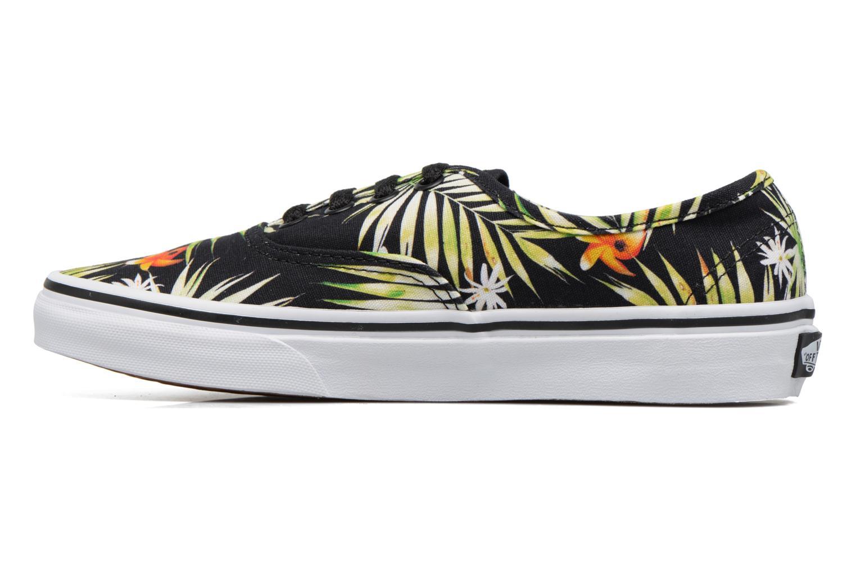 Sneaker Vans Authentic E mehrfarbig ansicht von vorne