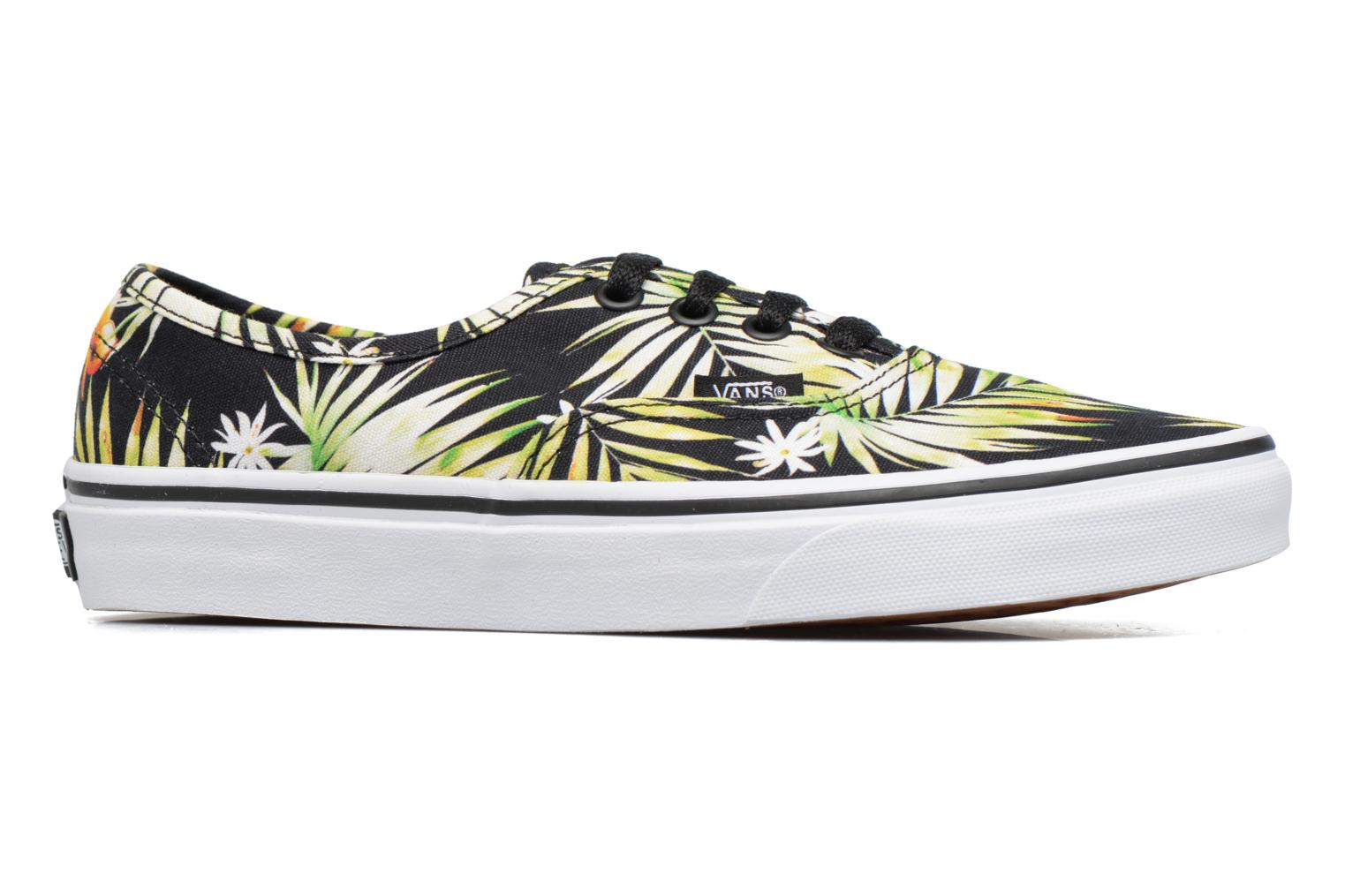 Baskets Vans Authentic E Multicolore vue derrière