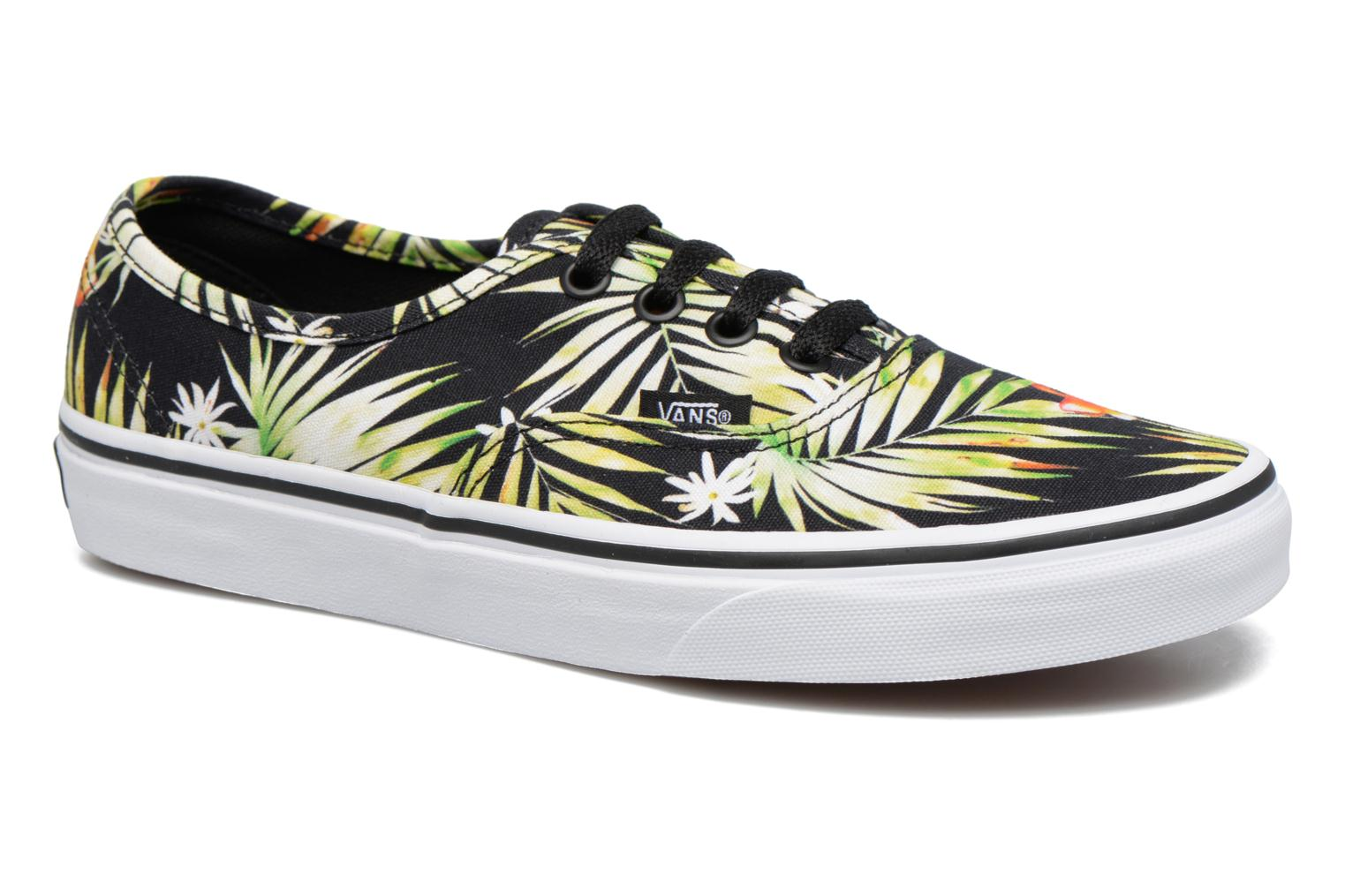 Authentic E (Decay Palms) Black/True White