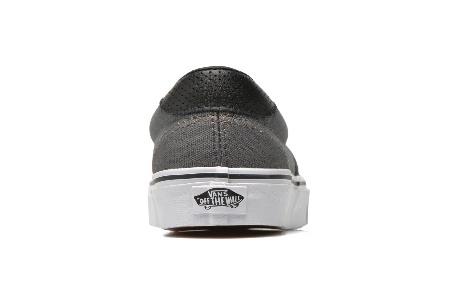 Trainers Vans Era 59 Grey view from the right