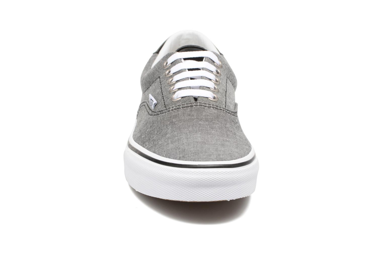 Baskets Vans Era 59 Gris vue portées chaussures