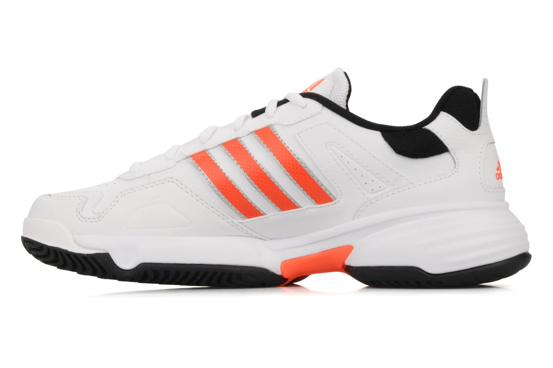 Scarpe sportive Adidas Performance Ambition str vi m Bianco immagine frontale