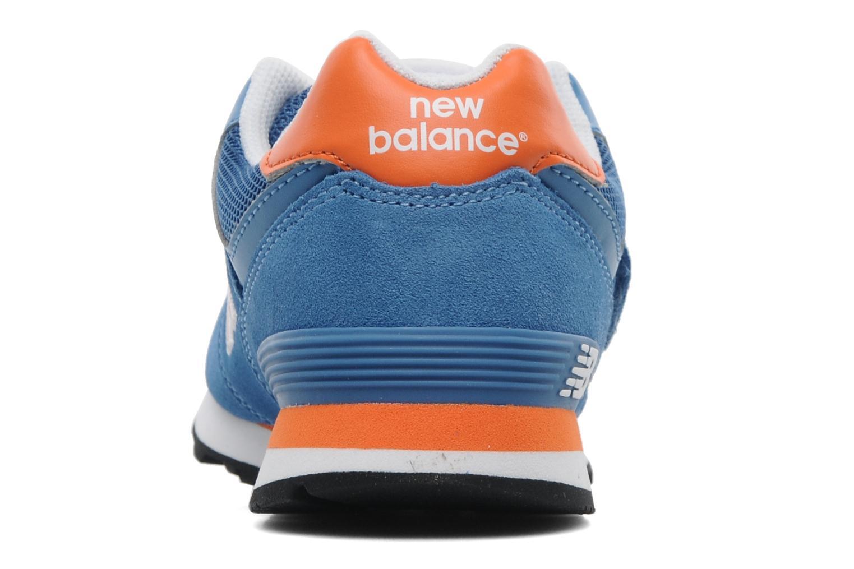 WAI WAY Pink/Blue New Balance Kv574NEI (Rose)