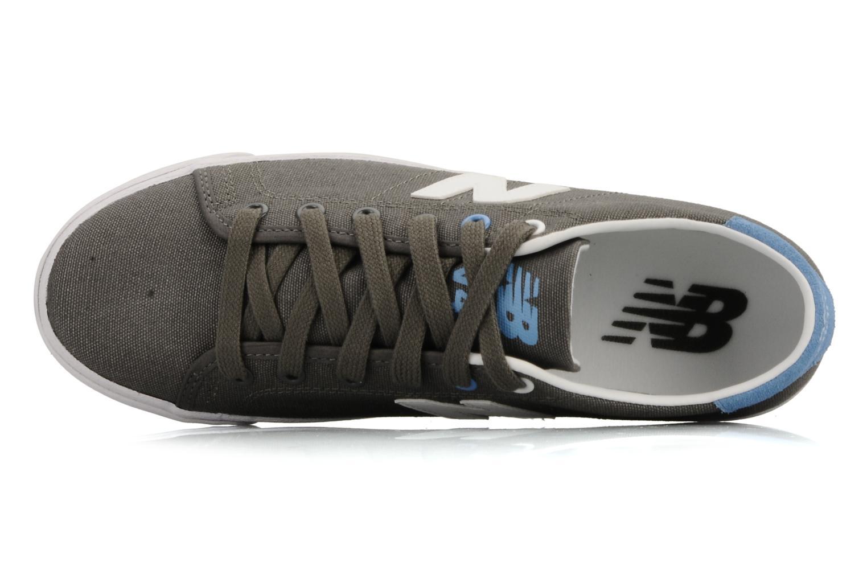 Sneaker New Balance V45 grau ansicht von links