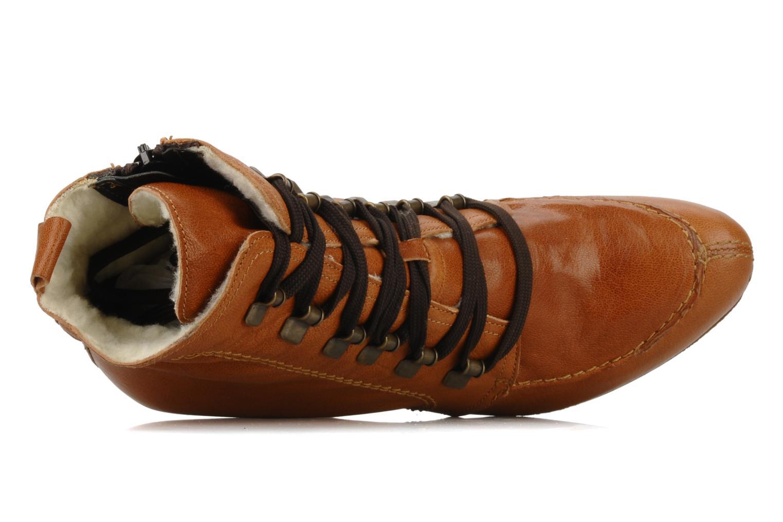 Bottines et boots Carvela Sasha Marron vue gauche
