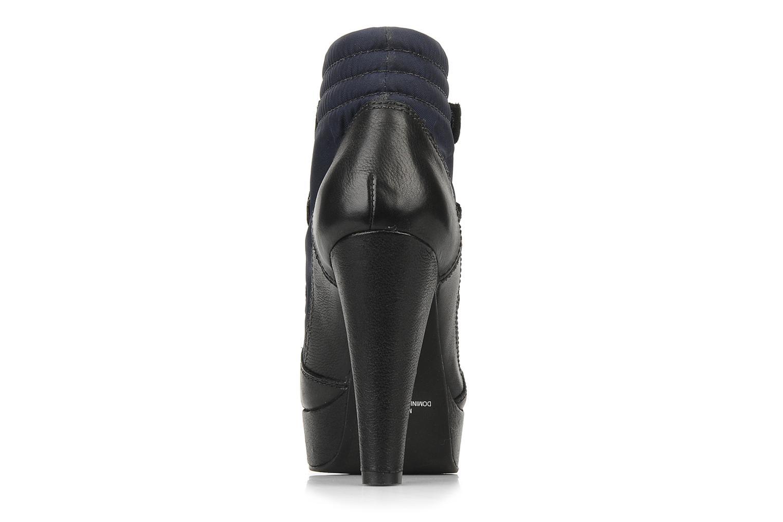 Bottines et boots Carvela Sybil Noir vue droite