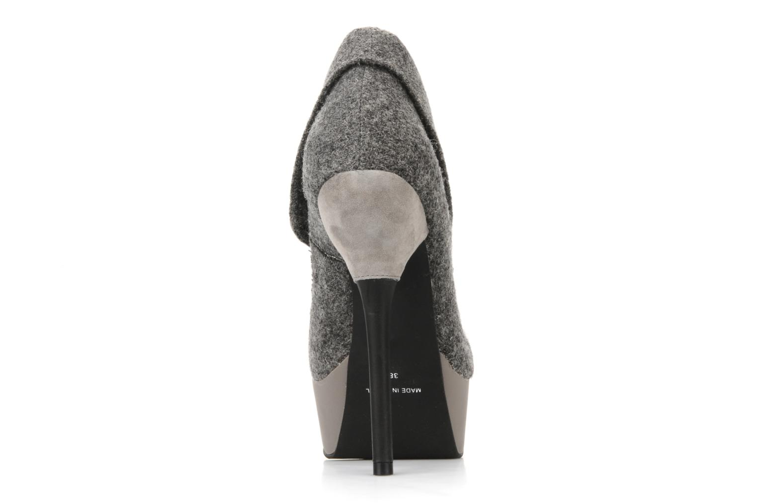 Ankle boots Carvela Stella Grey view from the right