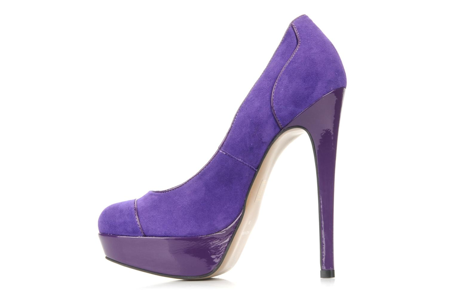 High heels Carvela Alma Purple front view