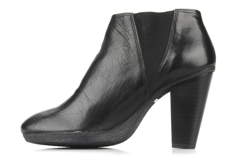Boots en enkellaarsjes Carvela Arthur Zwart voorkant