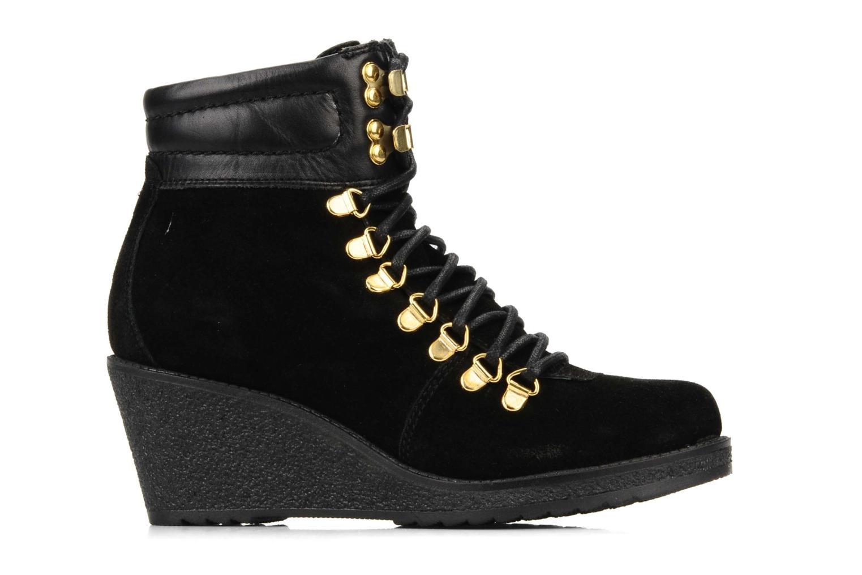 Boots en enkellaarsjes Carvela Sierra Zwart achterkant