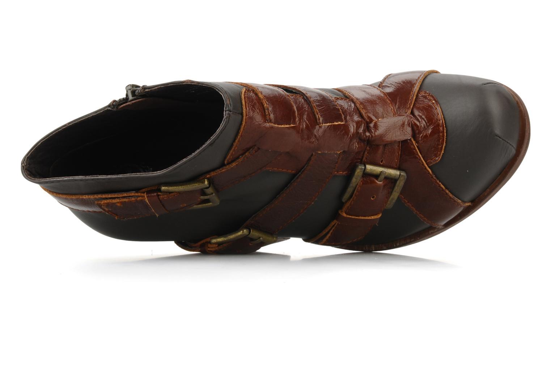 Bottines et boots Jeffrey Campbell Stone Gris vue gauche