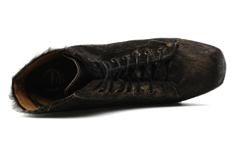 Bottines et boots Jeffrey Campbell Lita Or et bronze vue gauche