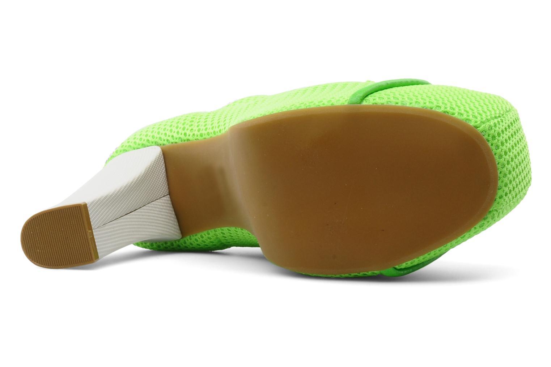 Stiefeletten & Boots Jeffrey Campbell Lita grün ansicht von oben
