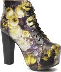 Purple/Yellow Flowers