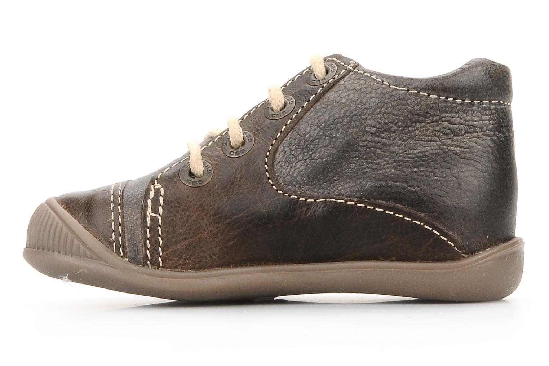 Boots en enkellaarsjes GBB Babyboy 152 Bruin voorkant