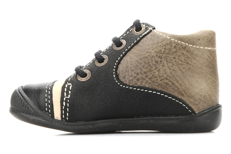 Bottines et boots GBB Babyboy 152 Noir vue face