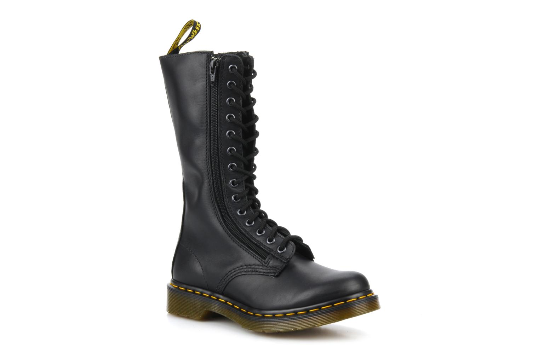 Boots en enkellaarsjes Dr. Martens 9733 Zwart detail