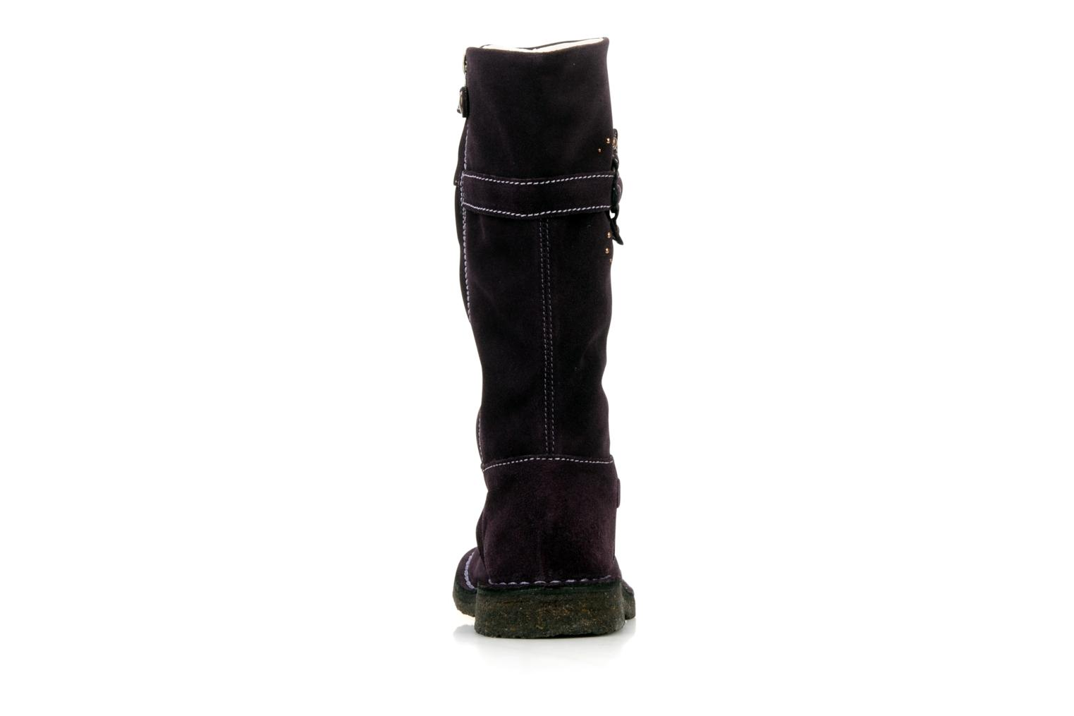Boots & wellies Primigi Sherylyn Purple view from the right