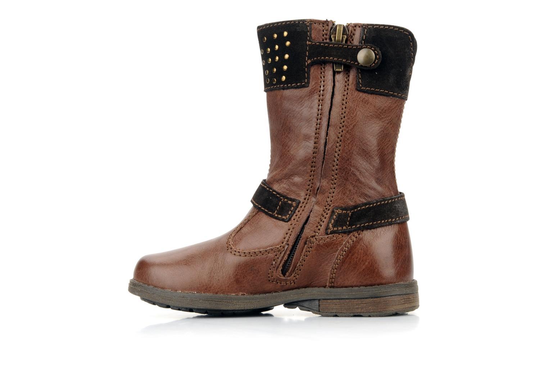 Boots & wellies Primigi Clarice Brown front view