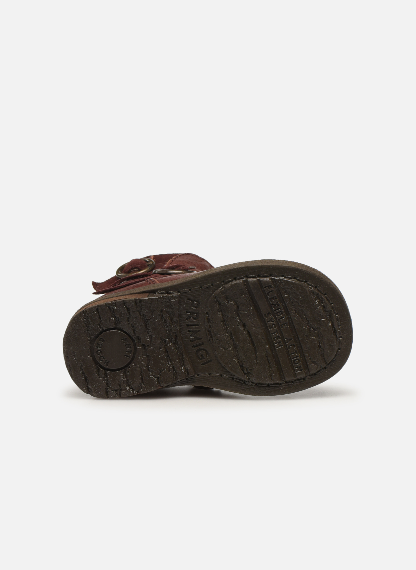 Bottines et boots Primigi Corinna Bordeaux vue haut