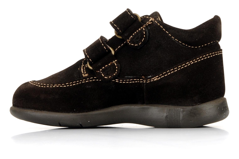 Velcro shoes Primigi Rusty Brown front view