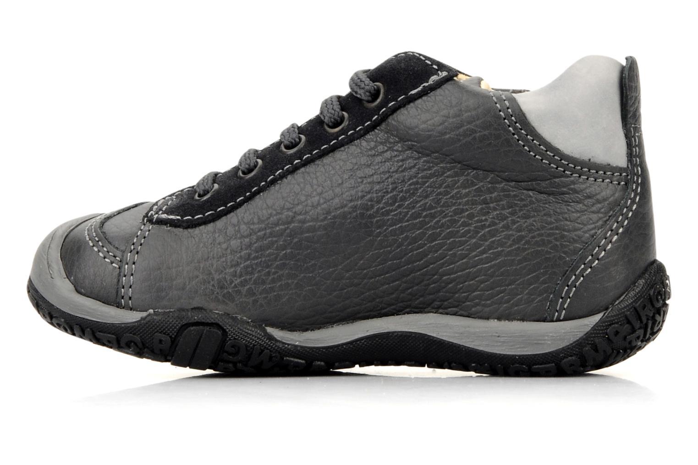 Sneaker Primigi Gerolamo grau ansicht von vorne