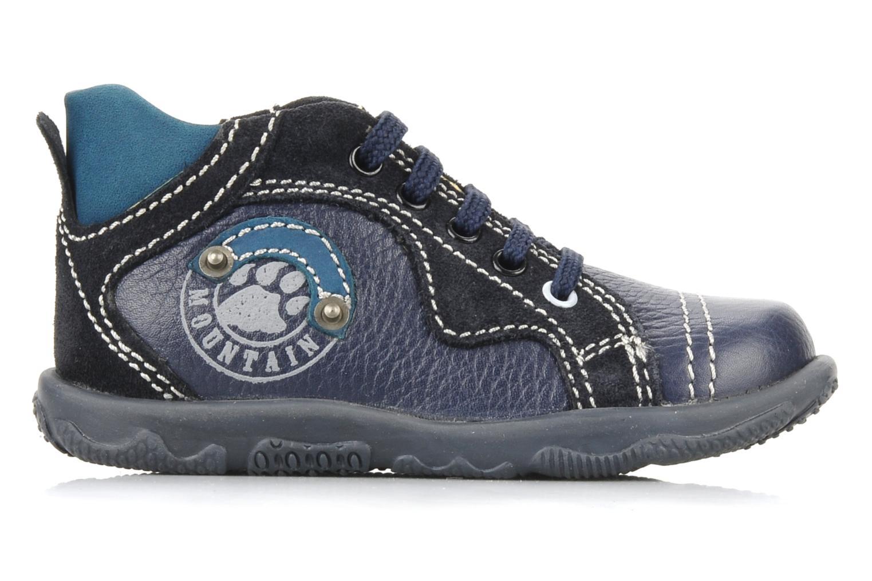 Stiefeletten & Boots Primigi Daemon blau ansicht von hinten