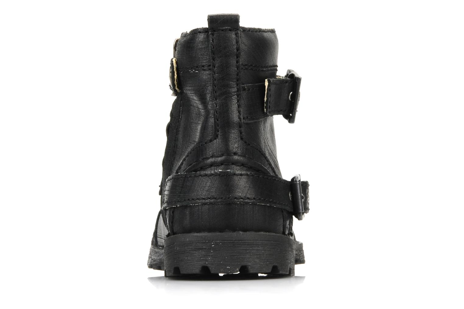 Ankle boots Primigi Stant Black view from the right