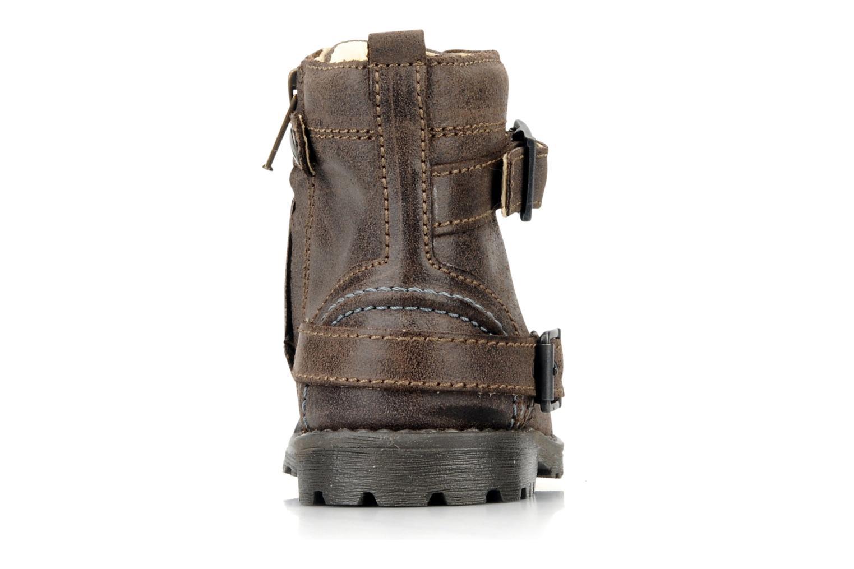Boots Primigi Stant Brun Bild från höger sidan