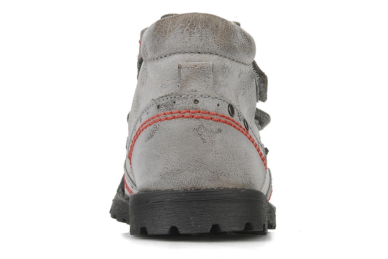 Schoenen met klitteband Primigi Ashton Grijs rechts
