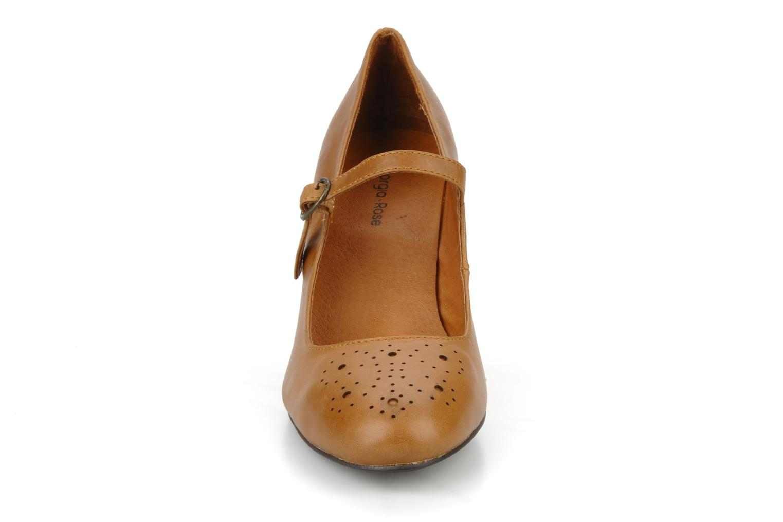 High heels Georgia Rose Yara Brown model view
