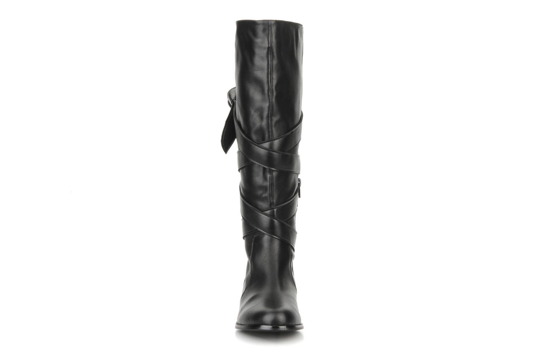 Stiefel Georgia Rose Lavinia schwarz schuhe getragen