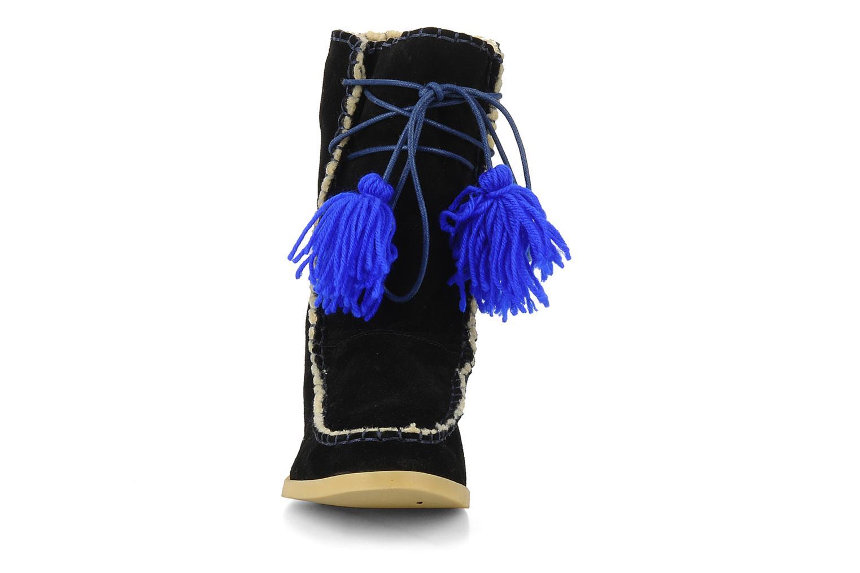Bottines et boots Mellow Yellow Kinuit Noir vue portées chaussures
