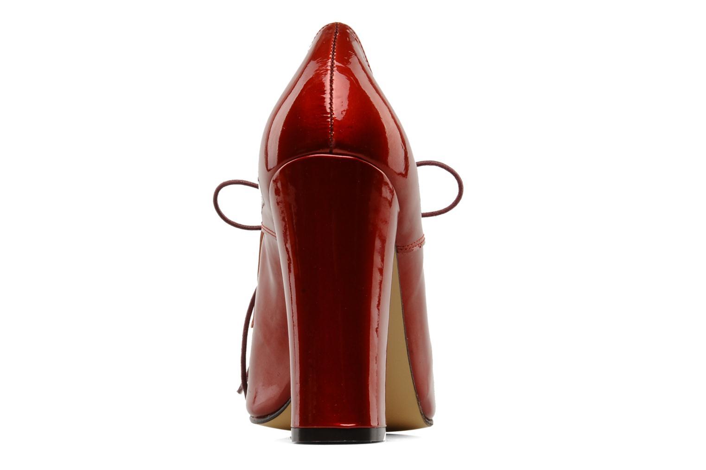 Chaussures à lacets Mellow Yellow Klipo Rouge vue droite