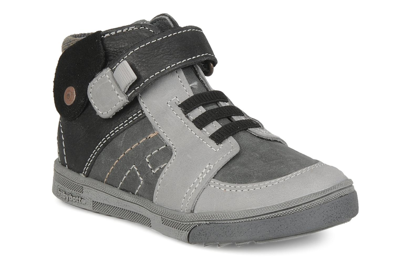 Stiefeletten & Boots Babybotte Adriano grau detaillierte ansicht/modell
