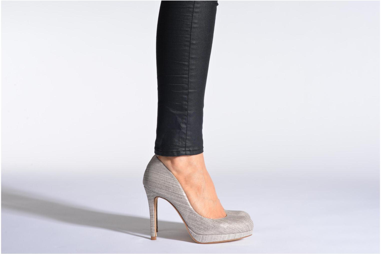 Zapatos de tacón L.K. Bennett Sledge Beige vista de abajo