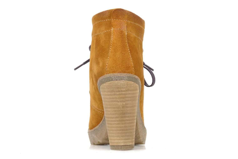 Elfort Camel Suede