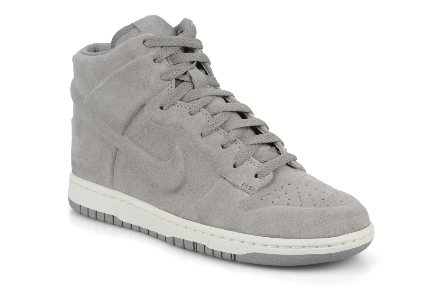 Wmns nike dunk high skinny prem Medium grey