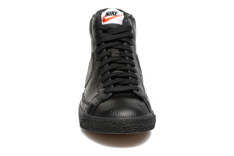 Blazer mid prm Black/White-White-Gum Light Brown