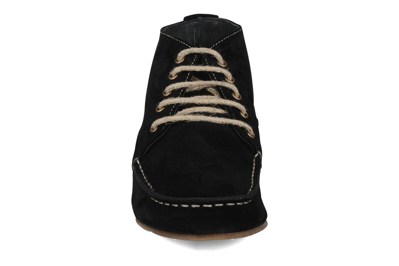 Sandales et nu-pieds Jonak Charlotte Noir vue portées chaussures