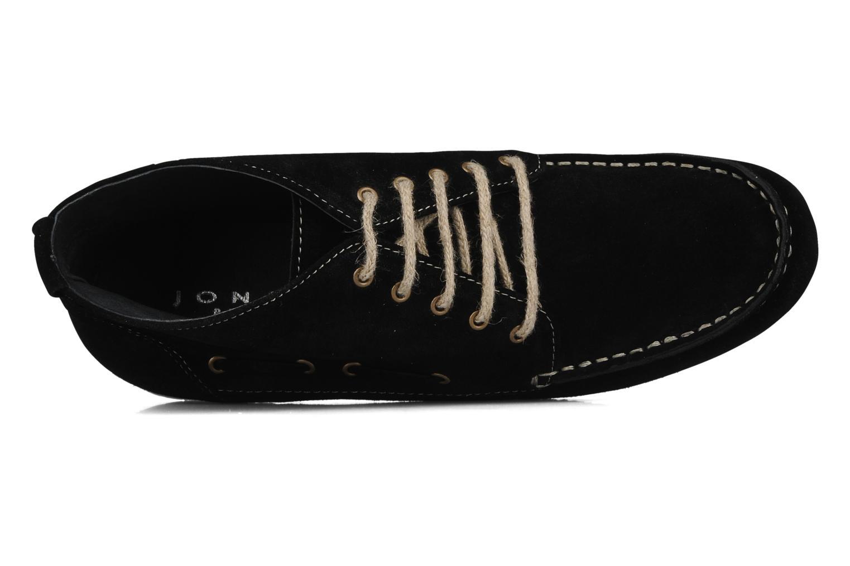 Sandales et nu-pieds Jonak Charlotte Noir vue gauche